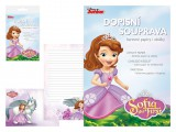 Papeteria LUX 5+10 Disney (Sofia the First)