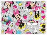 Papier do pakowania Disney Y041 (Minnie) 100x70 LUX