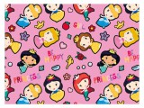 Papier do pakowania Disney Y045 (Princess) 100x70 LUX